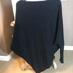 Zara Batwing Sweater SZ S